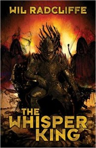 The Whisper King cover