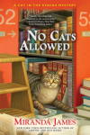 Review: No Cats Allowed by Miranda James