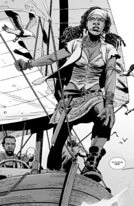Pirate Michonne