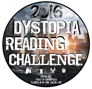 2016 Dystopian Reading Challenge