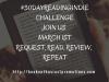 30 Day Indie ReadingChallenge