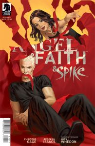 Angel Faith & Spike