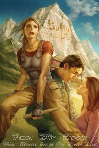 Buffy Cover Art 2