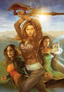 Buffy Cover Art 6
