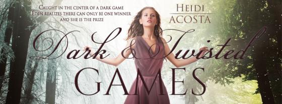 Dark & Twisted Games Banner