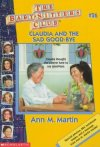 Review: Claudia and the Sad Goodbye by Ann M. Martin