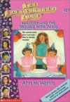 Review: Mallory and the Trouble with Twins by Ann M. Martin