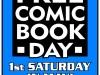 Free Comic Book Day2016