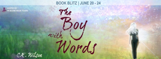 the boy with words blitz banner NEW
