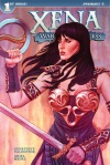 Review: Xena: Warrior Princess #1 by Genevieve Valentine