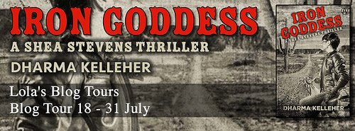 Iron Goddess banner