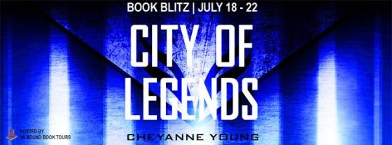City of Legends blitz banner