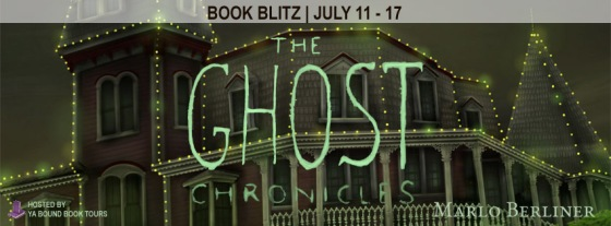 The Ghost Chronicles blitz banner