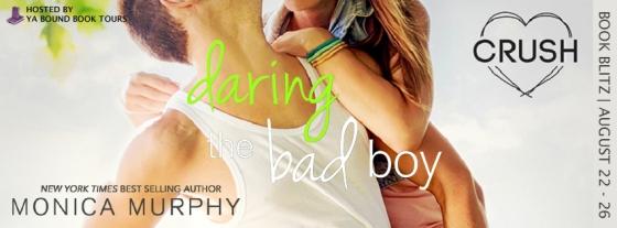 Daring the Bad Boy blitz banner