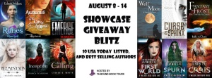 Showcase giveaway blitz banner