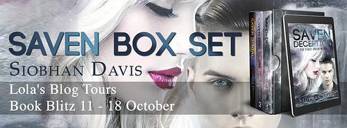 Saven Box Set banner