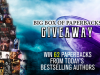 #PNR and #UF Giveaway Party