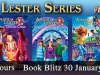 Amanda Lester Series by Paula Berinstein
