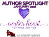 Amber Heart AuthorSpotlight