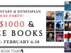 PNR, Urban Fantasy & Dystopian Giveaway Party