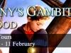 Destiny's Gambit by R.JWood