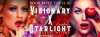 Visionary X Starlight- Valentine's Day by YumoyoriWilson