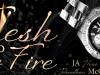 Flesh Into Fire by J.A. Huss & JohnathanMcClain